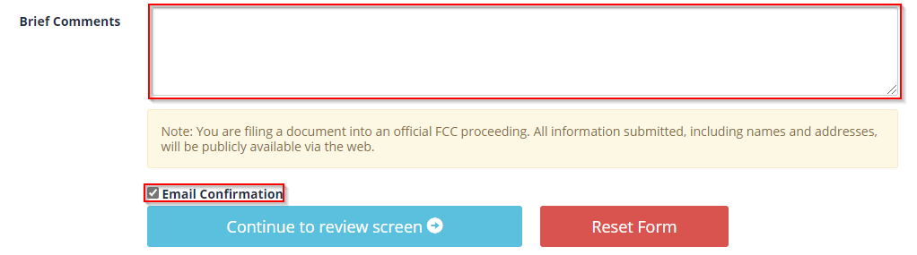 FCC Commenting Instruction 3